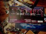 Knightfall Japan Edition + Ticket (limited)