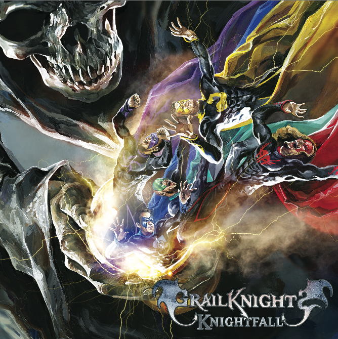Grailknights - Knightfall 2018