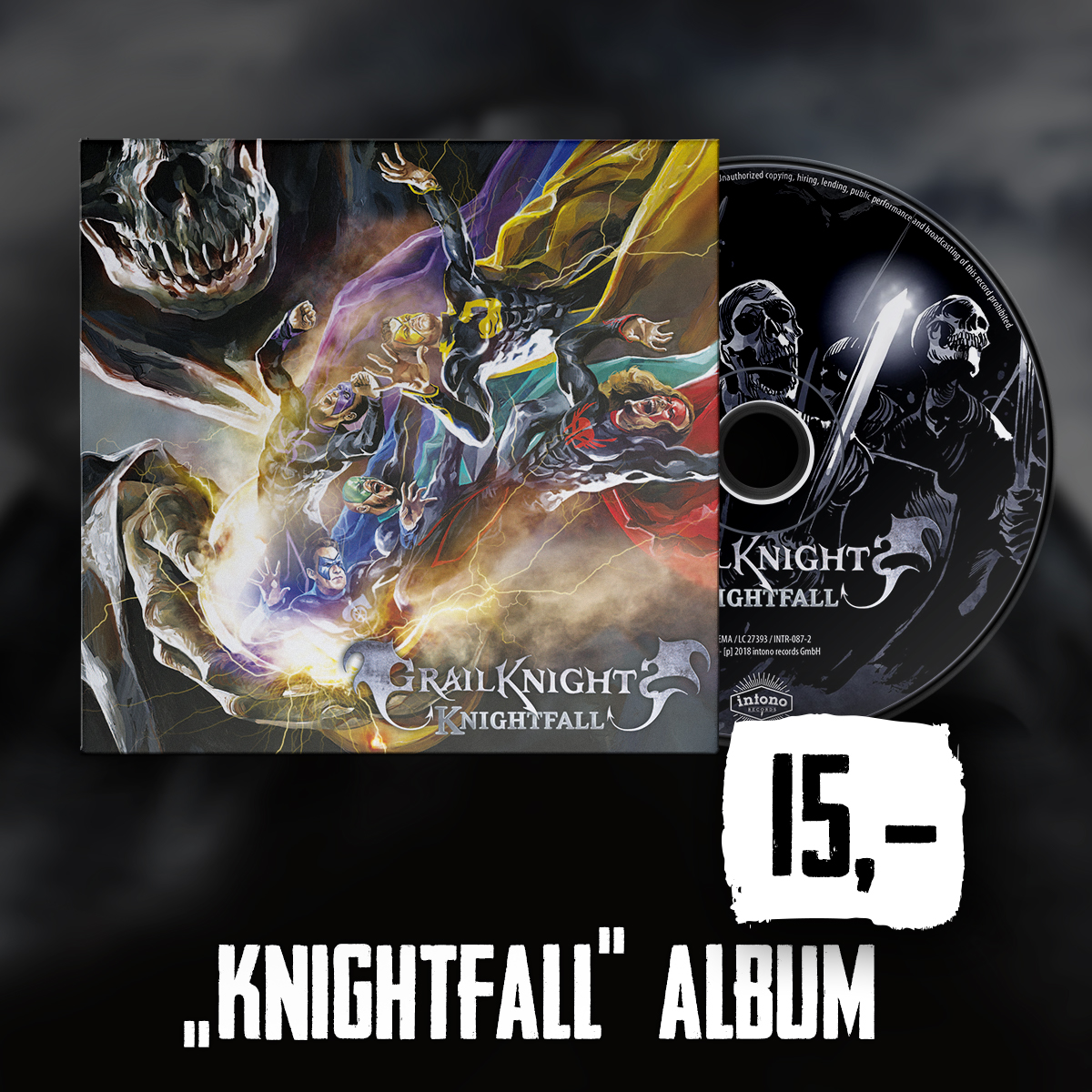 Knightfall Album